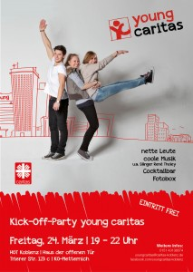 young caritas kick off